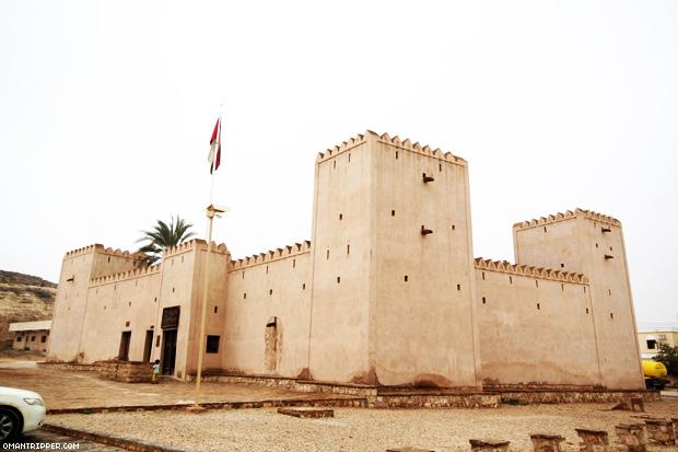 Taqah Castle 10