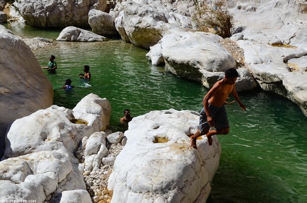 Wadi Bani Khalid (3)