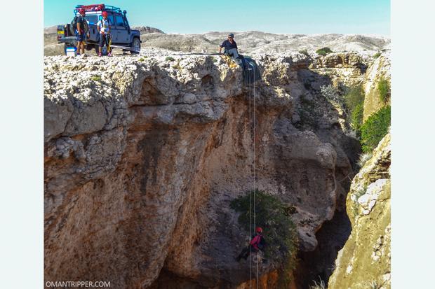 Salma Plateau Caving Trip (22)