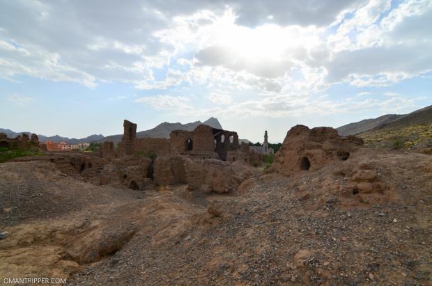 OmanTripper - Tanuf Ruins