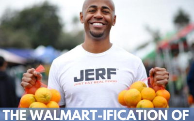 The Walmart-ification of Health Coaching feat. Sean Croxton