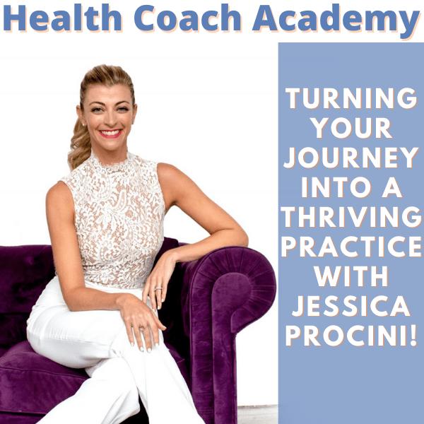 Jessica Procini, Health Coach Academy, emotional eating