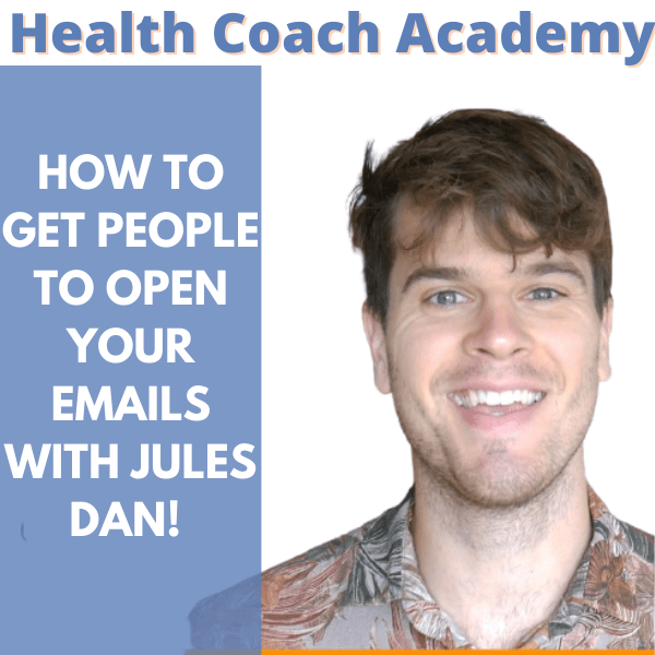 How to Get People to Open Your Emails with Jules Dan!