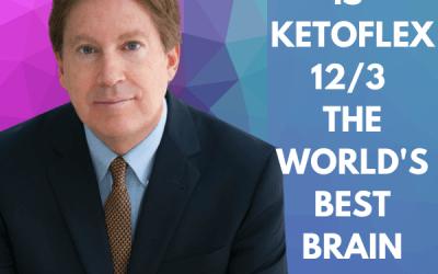 Is KetoFLEX 12/3 the World's Best Brain Diet?