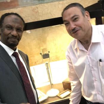 الدكتور عبد الرحيم درويش
