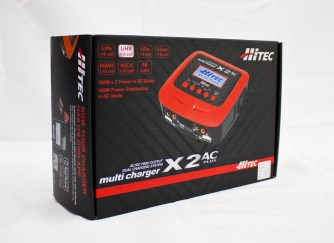 X2AC Plus Charger Packaging
