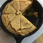 Pan of Cornbread