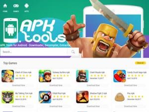 APK Tools,將google play中的APP下載成APK