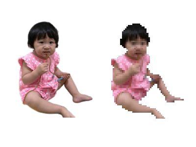 2個線上把圖片轉成像素圖的網站