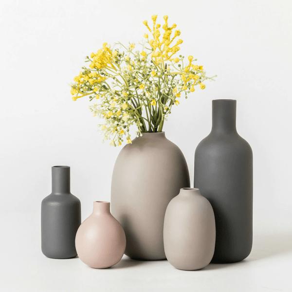 vase céramique style scandinave