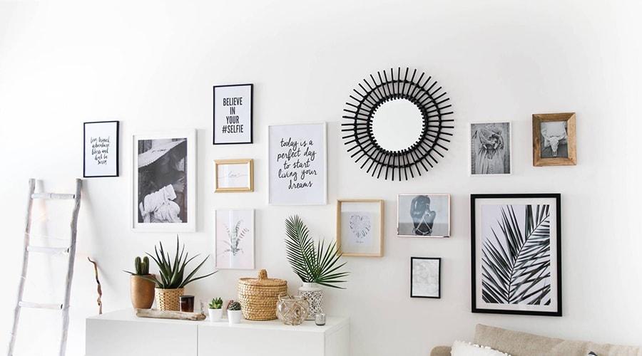 maison relaxante décoration cadre positif