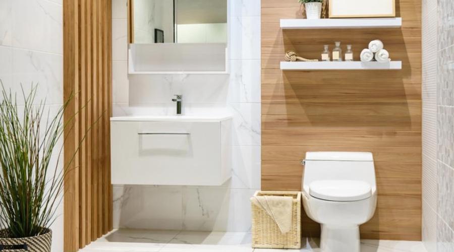 comment décorer toilettes plantes