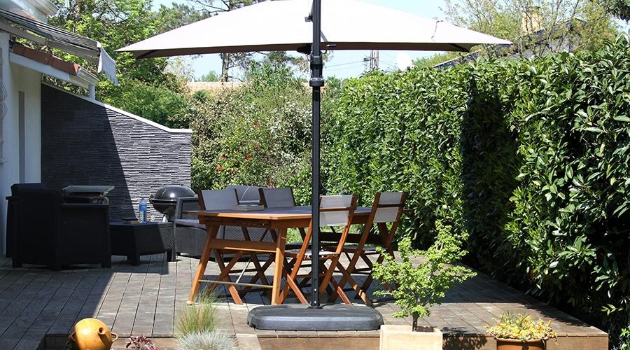 aménager son jardin l'indispensable terrasse