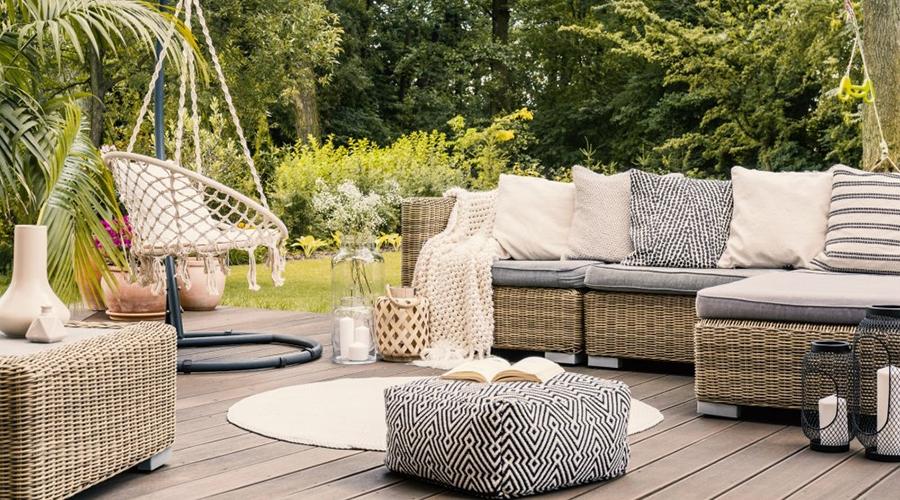 le mobilier de jardin pour décorer son extérieur
