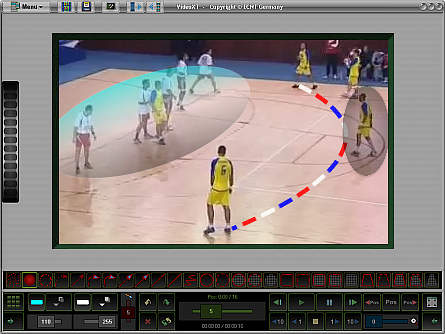 Omega Sport Video Motion Analysis