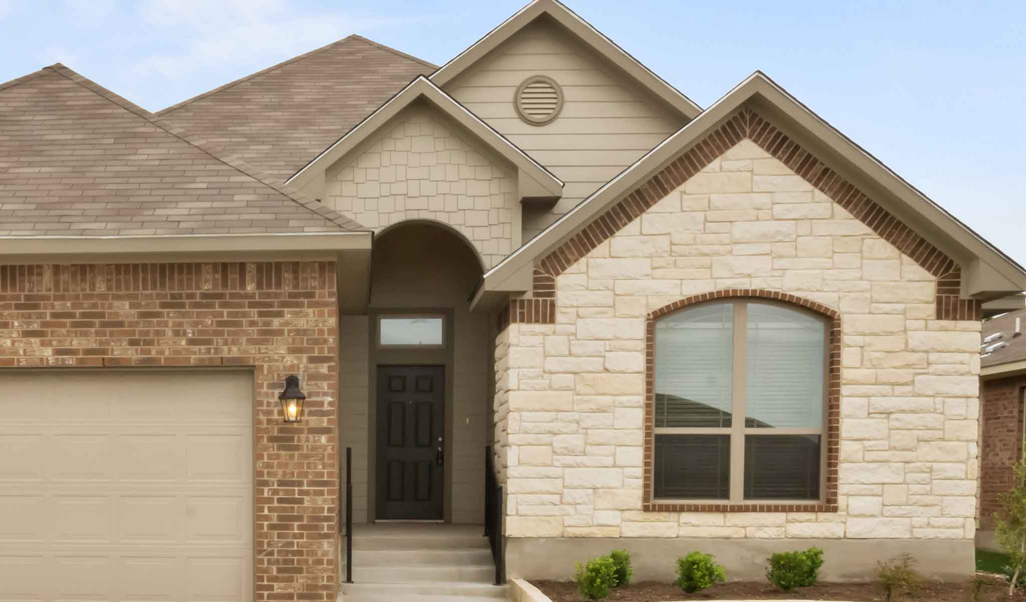 New Home Exterior Paint Colors