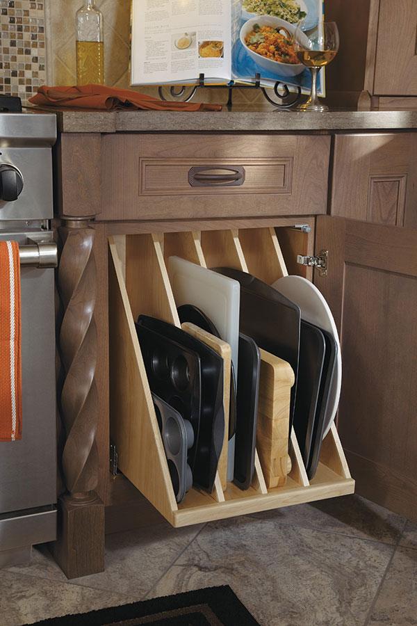 Kitchen Drawer Knife Holder
