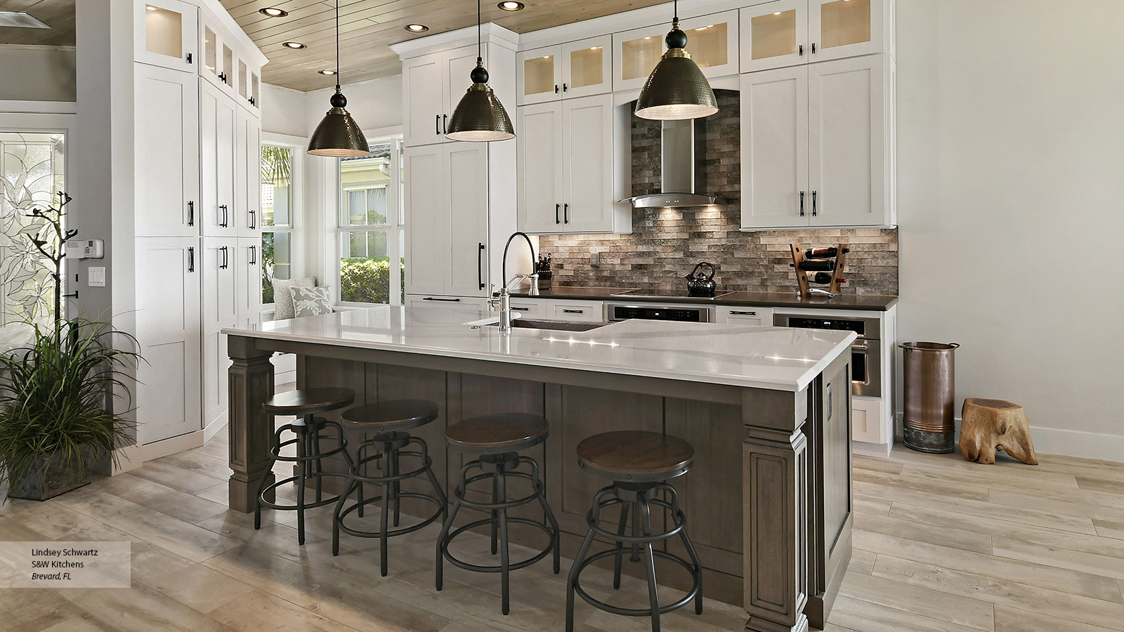 Painted Oak Kitchen Cabinets Omega Cabinetry