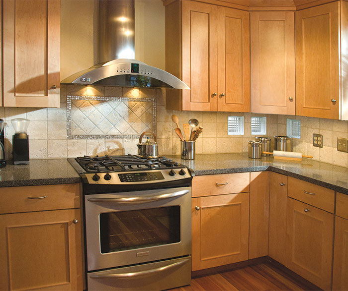 Light Maple Kitchen Cabinets - Dynasty Cabinetry on Maple Cabinets Kitchen  id=97782