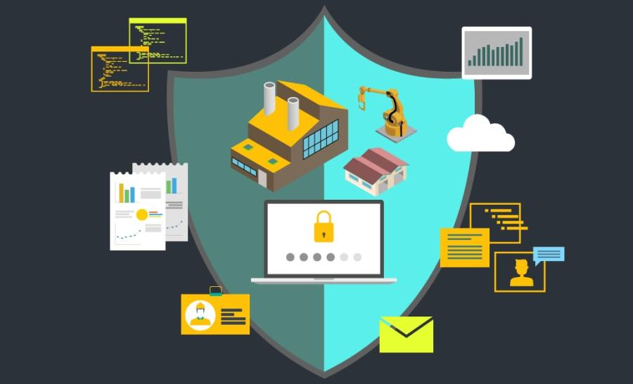 The importance of cyber-security in manufacturing