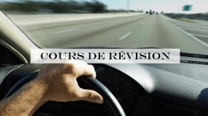 Cours Services