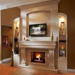 Fireplace Mantels For Sale Buy Custom Chimney Mantels Usa Canada Omega