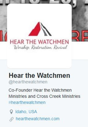 Hear the Watchmen Twitter Feed Zoom In