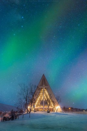 Artic Cathedral, Norway