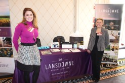 Lansdowne table at our Client Appreciation Luncheon