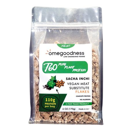 T60 Textured Vegetable Protein Flakes