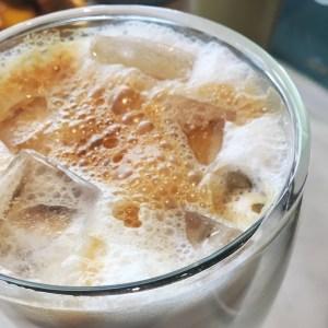 Iced Malaka Coffee