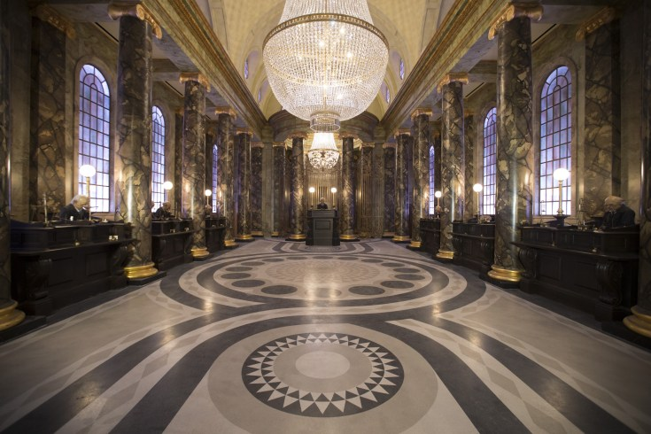 Gringotts at Australia House