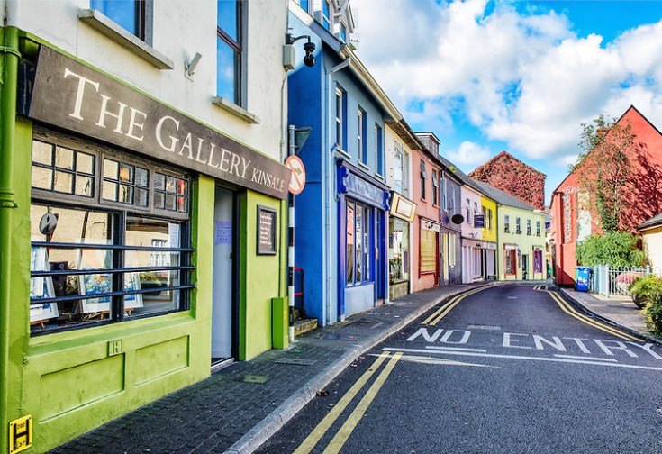 Kinsale, Irlandia