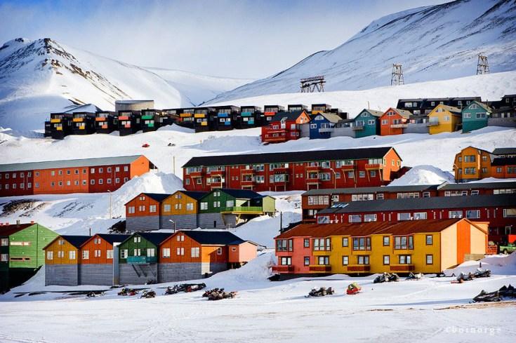 Longyearbyen, Norwegia