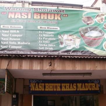 Nasi Bhuk Shalawat