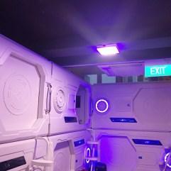 Ruangan yang Berisi Kapsul-kapsul (Galaxy Pods)