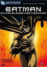 A animação une os dois filmes do Batman