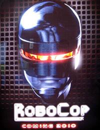 Robocop - Teaser do que vem por a�