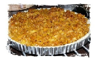 Crispy Cornflake Tart