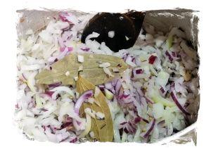 Lamb Madras Gravy