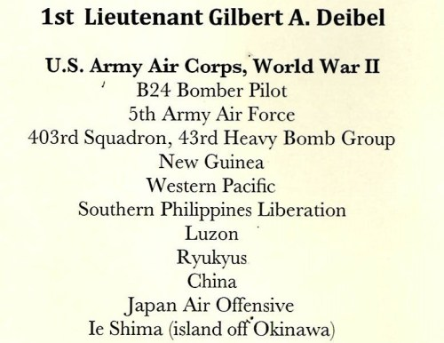 Gil Deibel's areas of service