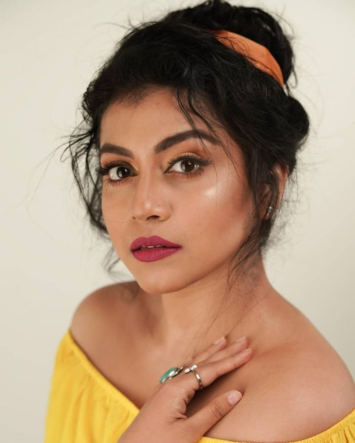 Shruti Ramachandran 7
