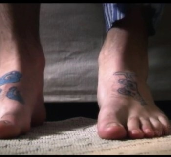 Les pieds de Barton