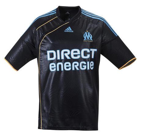 Maillot THIRD Olympique de Marseille noir