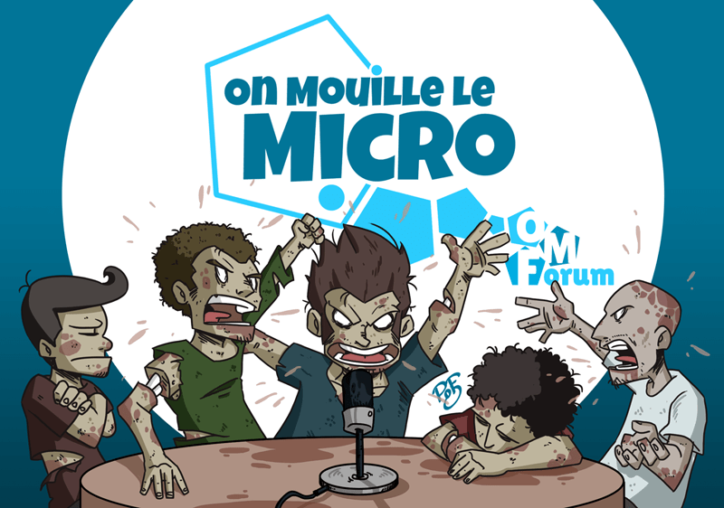 On Mouille Le Micro