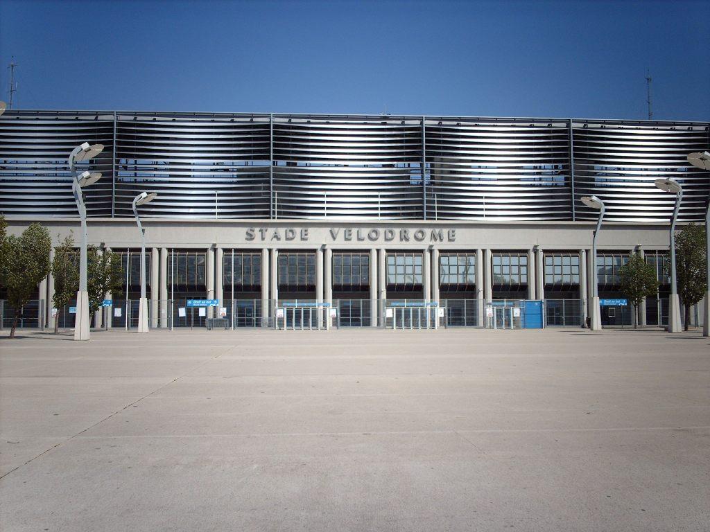 Vélodrome - Ancienne entrée Jean Bouin