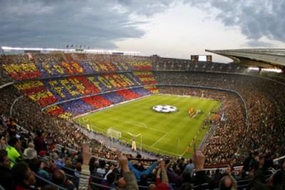 Les Socios du Camp Nou