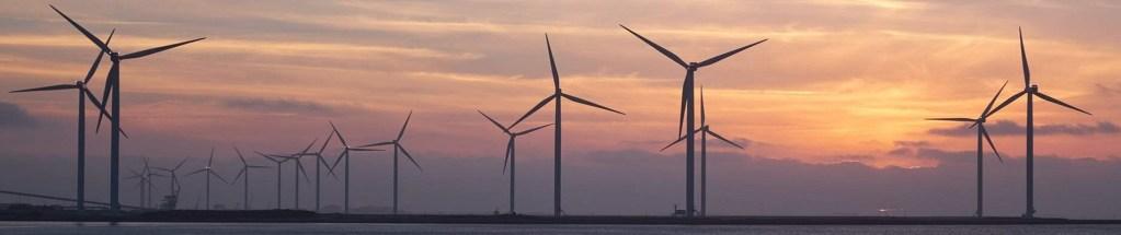 duurzame energie door de windmolens