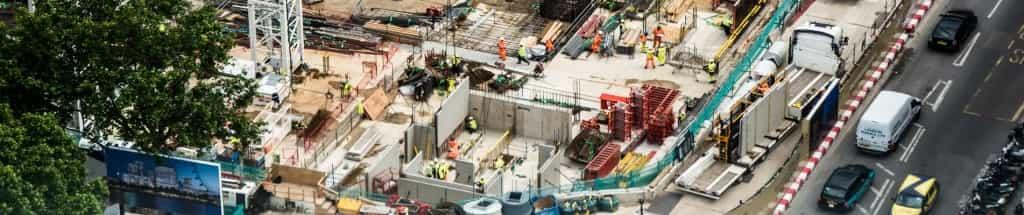 Bouwkundige opname bouwproject