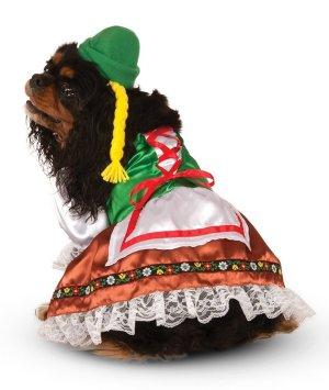 Oktoberfest Sweety Pet Suit